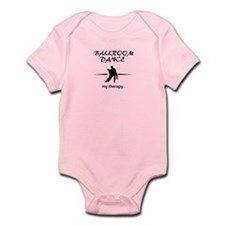 Ballroom Dance my therapy designs Infant Bodysuit