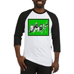 Character Illustrations Baseball Jersey