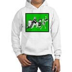 Character Illustrations Hooded Sweatshirt