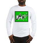 Character Illustrations Long Sleeve T-Shirt