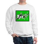 Character Illustrations Sweatshirt