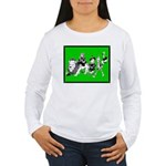 Character Illustrations Women's Long Sleeve T-Shir