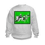 Character Illustrations Kids Sweatshirt