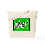 Character Illustrations Tote Bag
