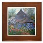 Brocken House Framed Tile