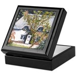 New Forest Cottage Keepsake Box