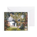 New Forest Cottage Greeting Cards (Pk of 10)