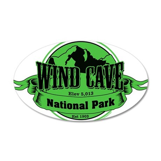 wind cave 3 Wall Sticker