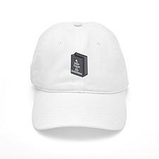 Keep calm and go shopping (bag3) Baseball Baseball Cap