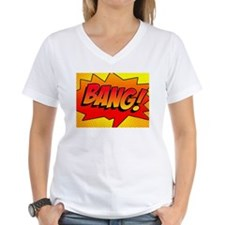 BANG Comic Sound Effect T-Shirt