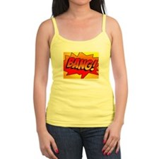 BANG Comic Sound Effect Tank Top