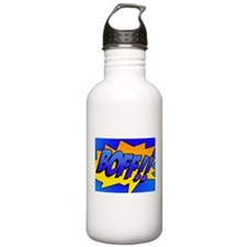 BOFF Comic Sound Effect Water Bottle