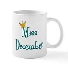 Miss December Mug