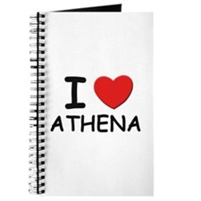 I love Athena Journal