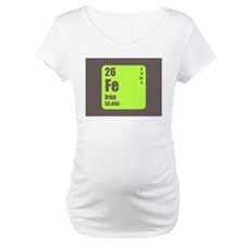 Periodic Table Of Element's Fe Iron Shirt