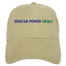 Soul*ar Power Heals Baseball Cap