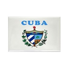 Cuba Coat Of Arms Designs Rectangle Magnet