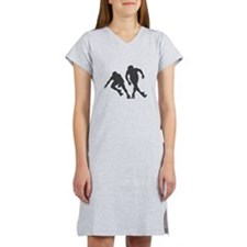 Speed RollerSkating Women's Nightshirt