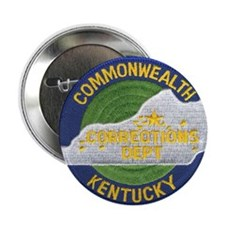 "Kentucky Corrections 2.25"" Button (100 pack)"
