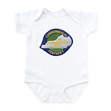 Kentucky Corrections Infant Bodysuit