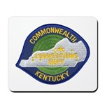 Kentucky Corrections Mousepad