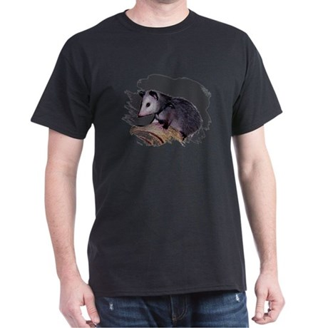 Baby Possum Dark T-Shirt