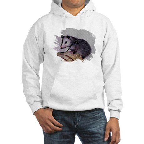 Baby Possum Hooded Sweatshirt