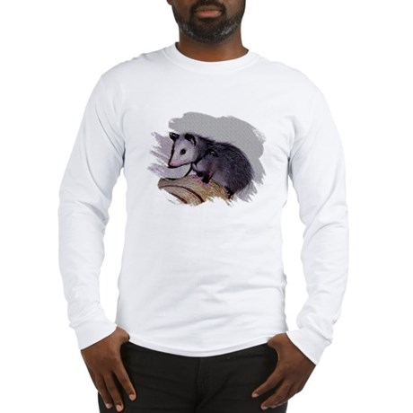 Baby Possum Long Sleeve T-Shirt