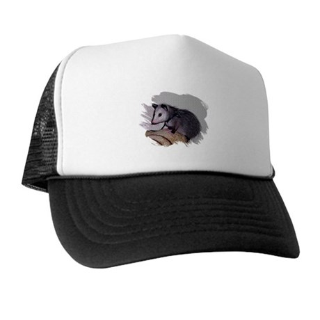 Baby Possum Trucker Hat