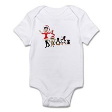 Holly Jolly Holiday Infant Bodysuit