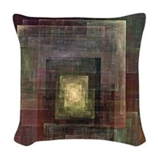 Alternate Dimensions Woven Throw Pillow
