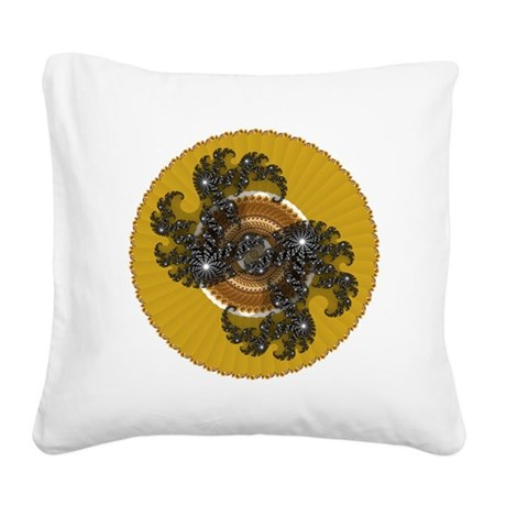004b.png Square Canvas Pillow