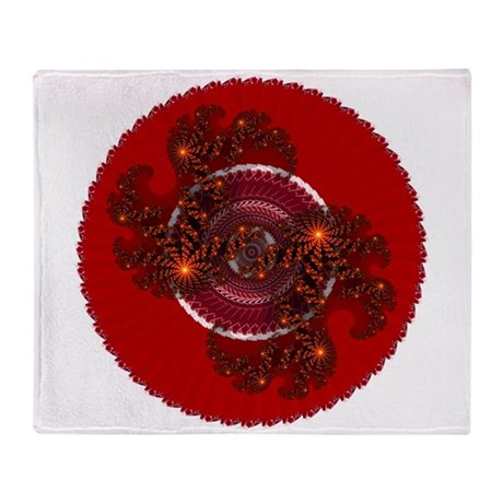 004.png Throw Blanket