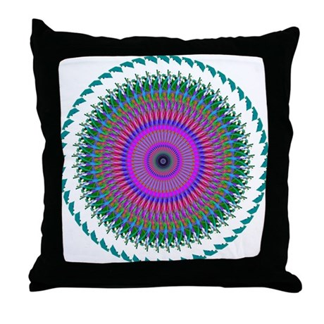 006.png Throw Pillow