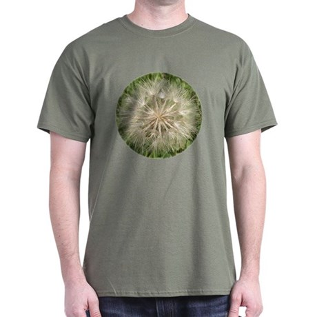 Milkweed Seeds Dark T-Shirt