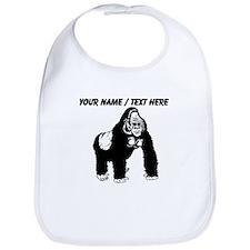 Custom Gorilla Sketch Bib