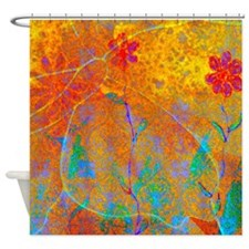 Magical Carpet Shower Curtain