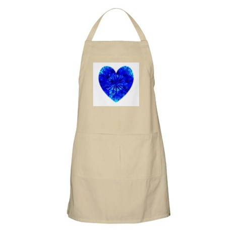 Heart of Seeds BBQ Apron
