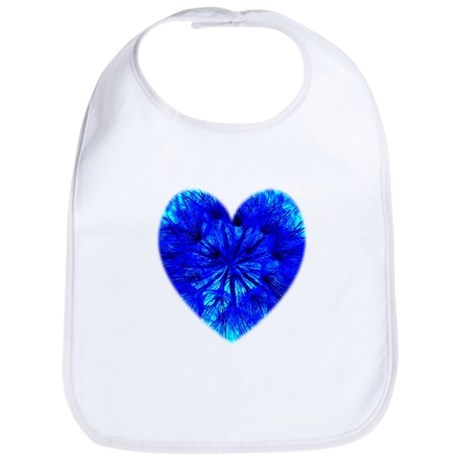 Heart of Seeds Bib