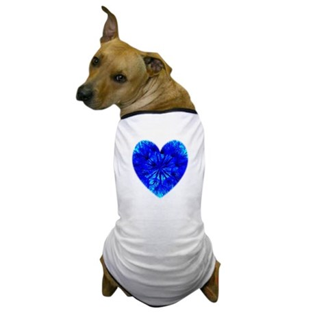 Heart of Seeds Dog T-Shirt