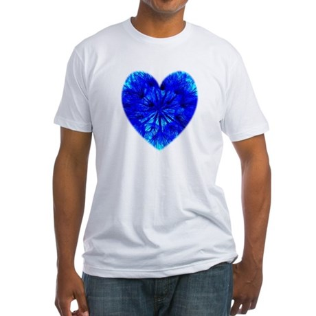 Heart of Seeds Fitted T-Shirt