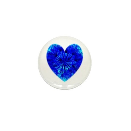 Heart of Seeds Mini Button (10 pack)