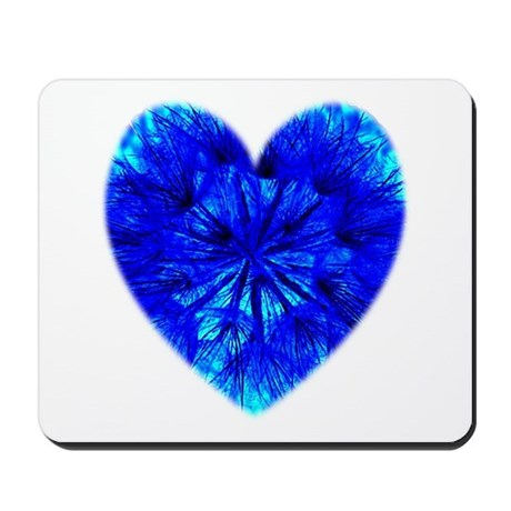 Heart of Seeds Mousepad