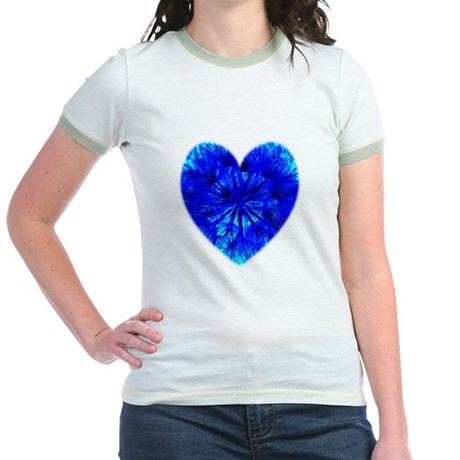 Heart of Seeds Jr. Ringer T-Shirt