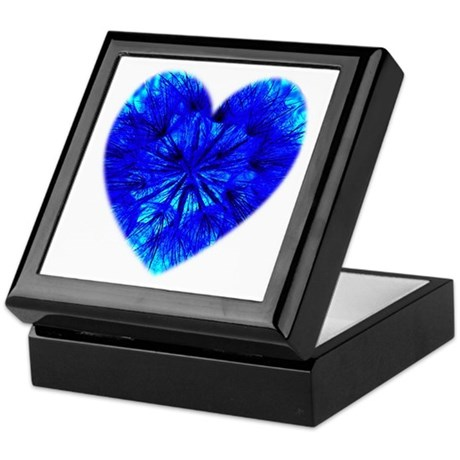 Heart of Seeds Keepsake Box