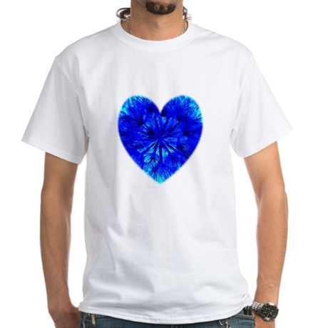 Heart of Seeds White T-Shirt