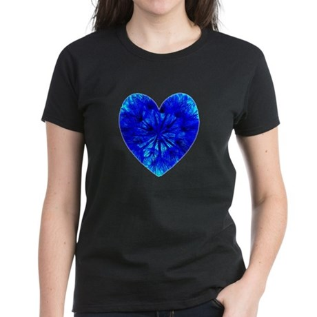 Heart of Seeds Women's Dark T-Shirt