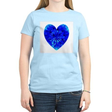 Heart of Seeds Women's Pink T-Shirt
