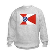 Wichita Flag Sweatshirt