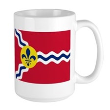 St Louis Flag Mug